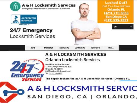 ZERO CONTACT SERVICE CALL -Locksmith Services-