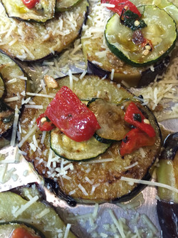 Chef Gaetano's Eggplant Masterpiece