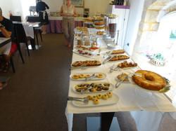 Breakfast at the Hotel Syracusa
