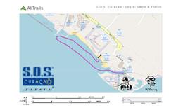 SOS Curacao - Leg 6 Swim 3 & Finish
