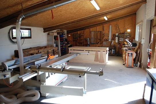 atelier atemporel, Nantes, création meubles sur mesure
