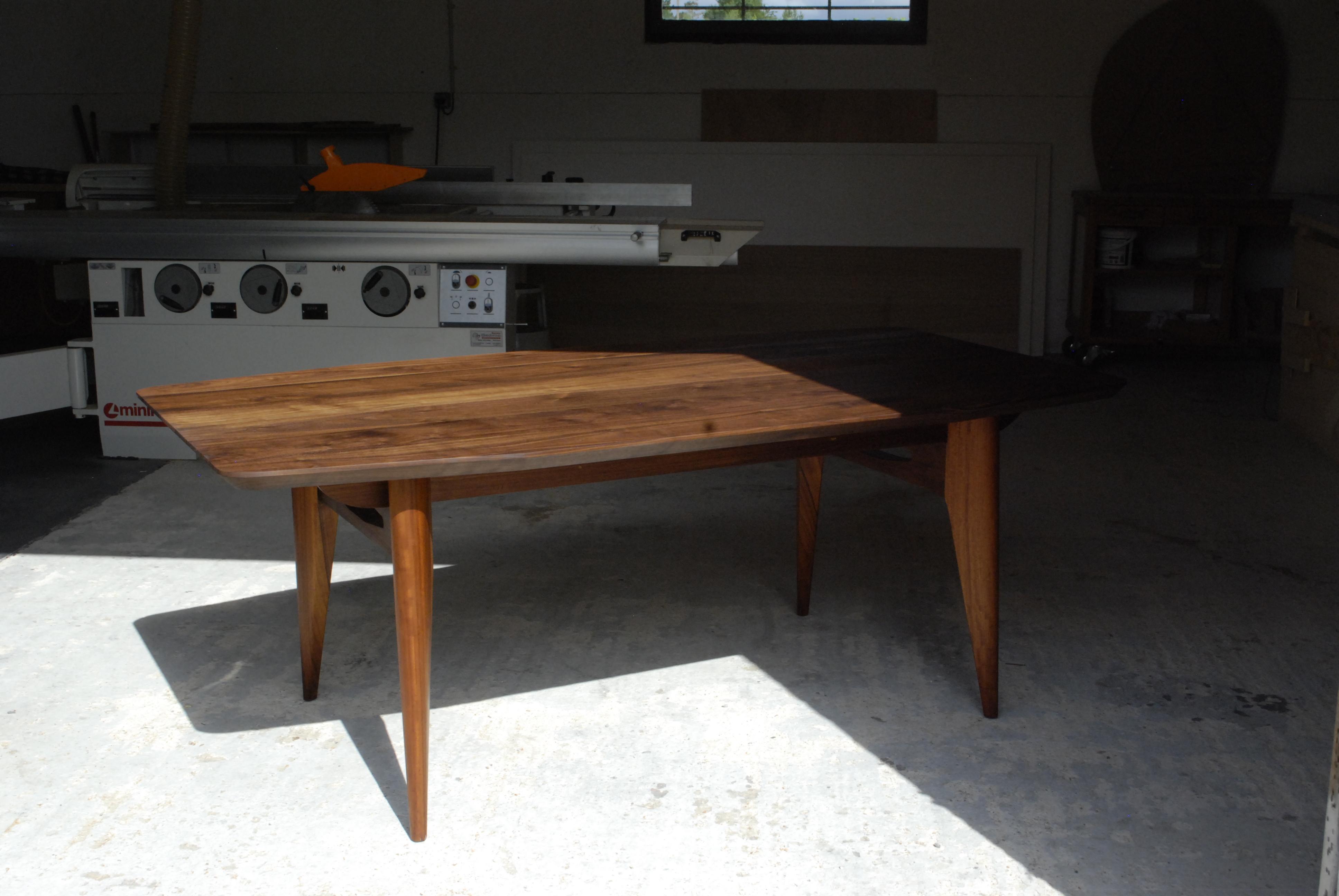 table noyer