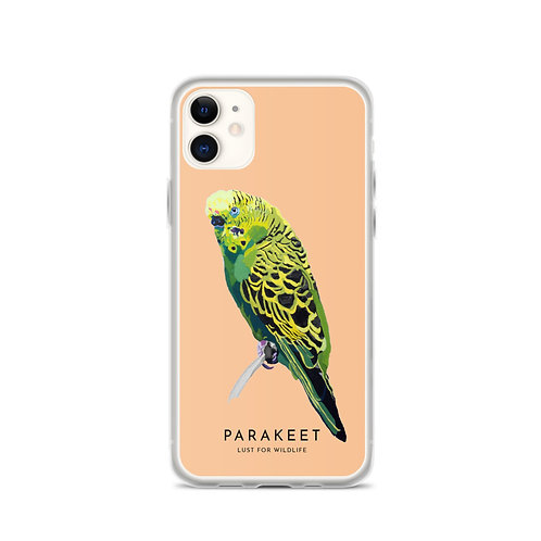 Parakeet Melon iPhone Case