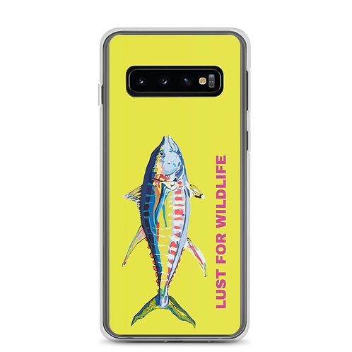 Yellowfin Tuna Samsung Case