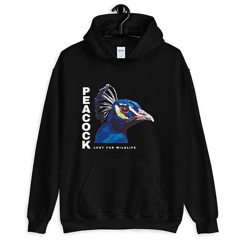 Peacock No.1 Unisex Hoodie