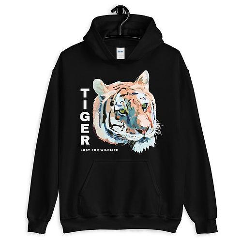 Tiger Adult Unisex Hoodie
