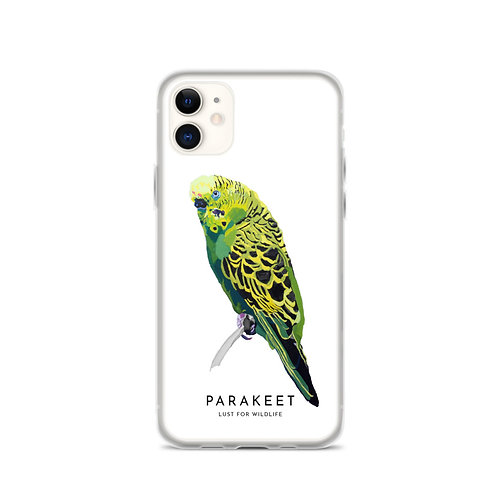 Parakeet iPhone Case
