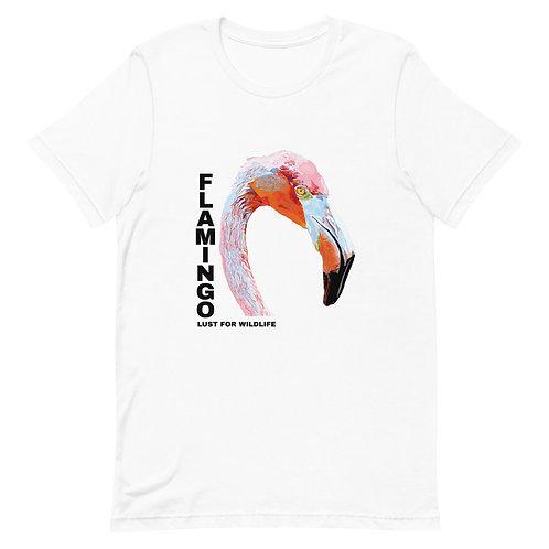 Flamingo Adult Unisex T-Shirt