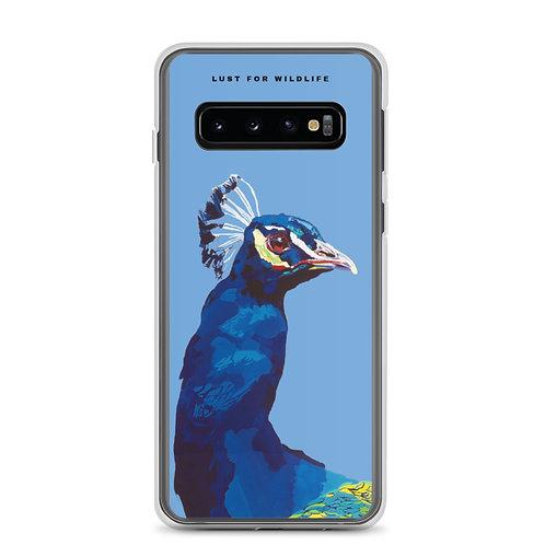 PEACOCK Samsung Case