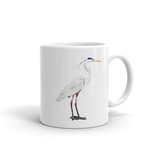 Heron No.6 Mug