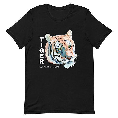 Tiger Adult Unisex T-Shirt