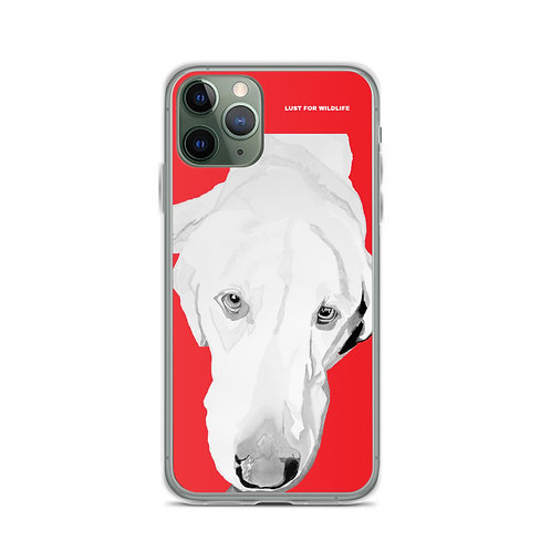 Labrador Red iPhone Case