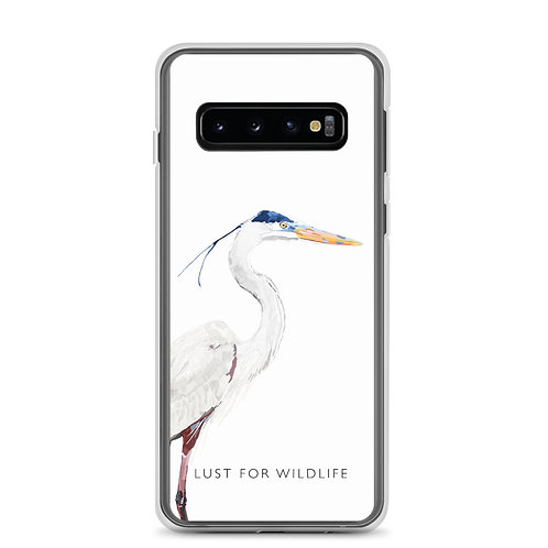 Heron No.6 Samsung Case