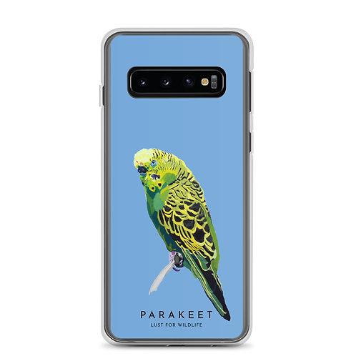 Parakeet Blue Samsung Case