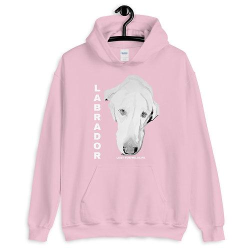 Labrador Adult Unisex Hoodie
