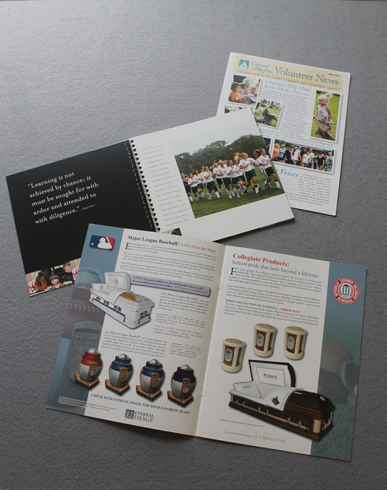 Catalogues & Newsletters