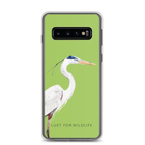 Heron No.6 Samsung Case