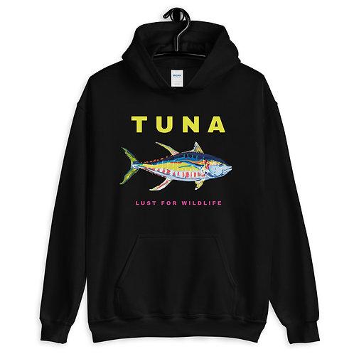Yellowfin Tuna Adult Unisex Hoodie