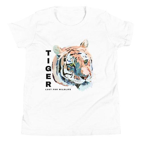 Tiger Youth Short Sleeve T-Shirt