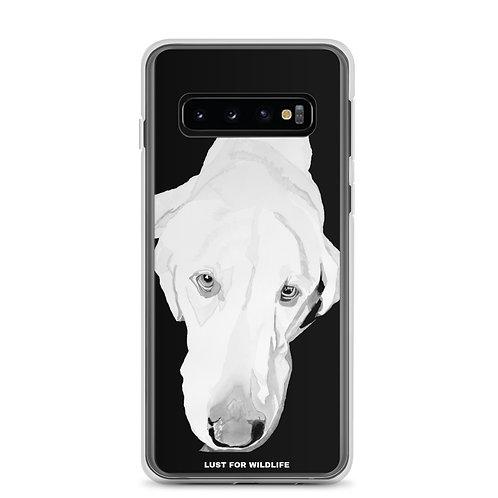 Labrador Black Samsung Case