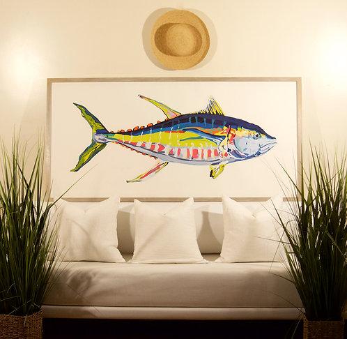 Yellowfin Tuna No.8