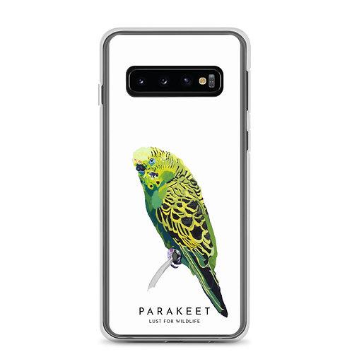 Parakeet White Samsung Case