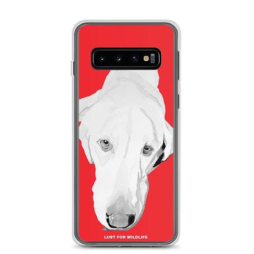 Labrador Red Samsung Case