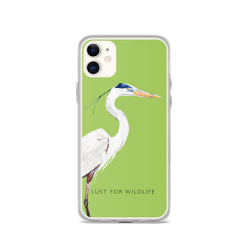 Heron No.6 iPhone Case