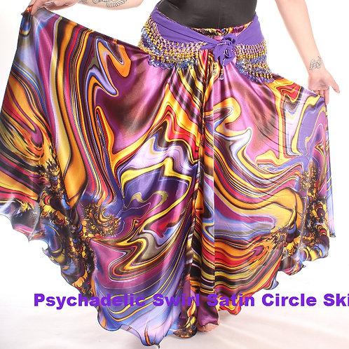 Print Fabric Circle Skirts