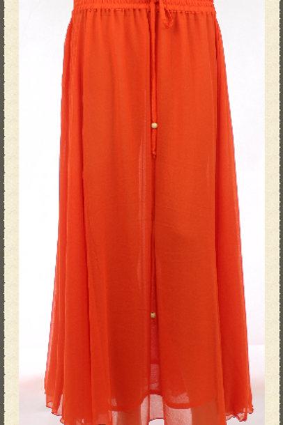 Georgette Skirts