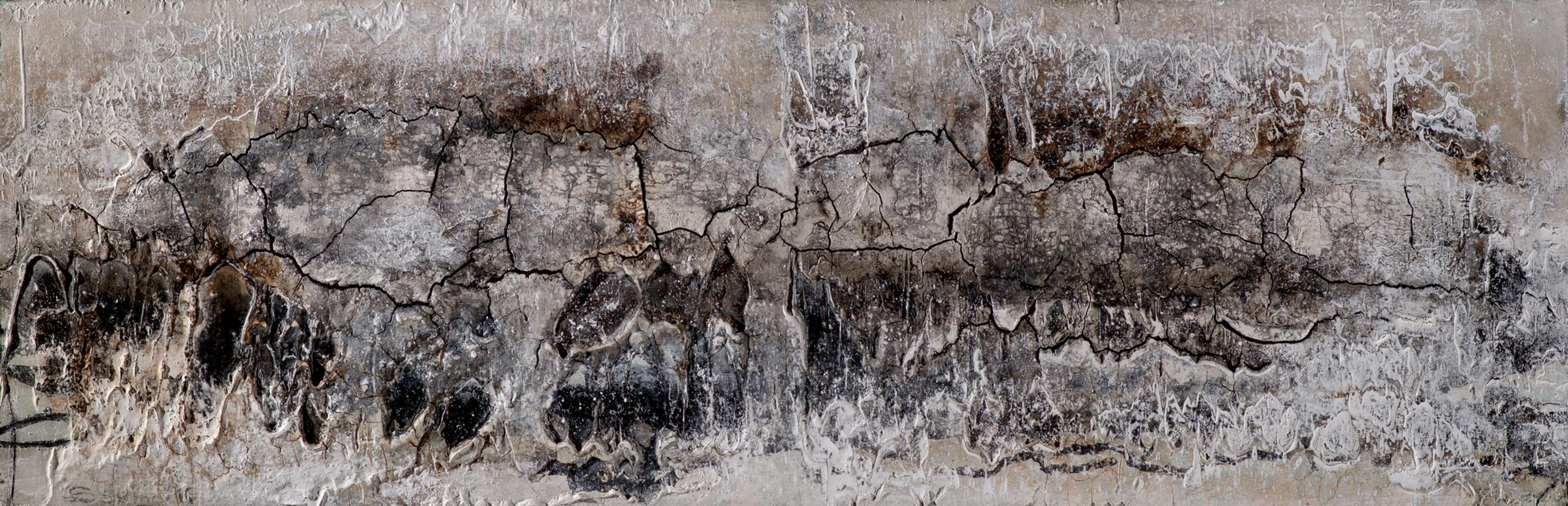 Felsen, 120x40 cm
