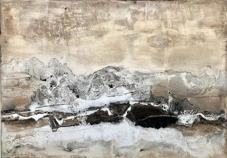 Nature II, 140x100 cm