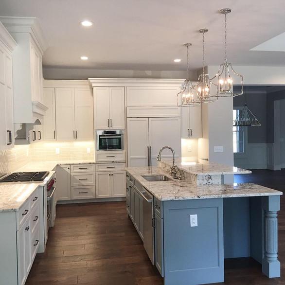 kitchen new builds