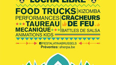 Tribal Bump - Festival Fiesta Latina.     le 29 Aout 2015.