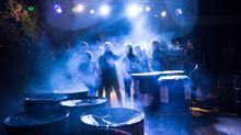 Tribal Bump : Photos des concerts du 3 Octobre 2015 - Coteaux de la citadelle