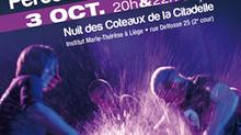 Tribal Bump en concert le 03 Octobre 2015.
