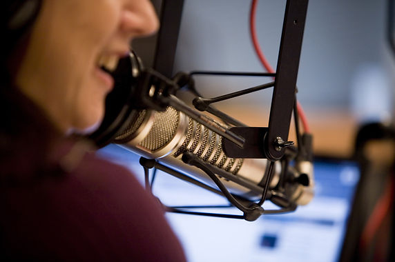 Radio, Agency, Agencia, Locutores, Radio Broadcasters.