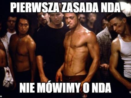 Umowa o zachowaniu poufności, czyli NDA od A do Z!