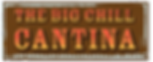 Big Chill Surf Cantina Logo