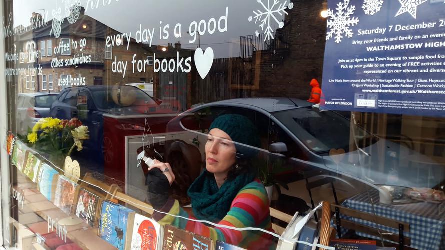 Window Decoration in East London