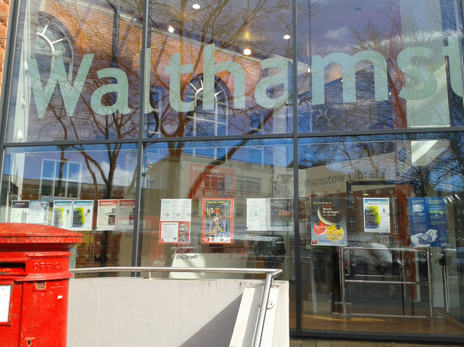 Waltham Forest Library