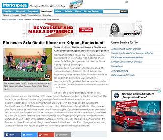 r I plus f Media und Service GmbH sponsort Kinder & Jugentliche