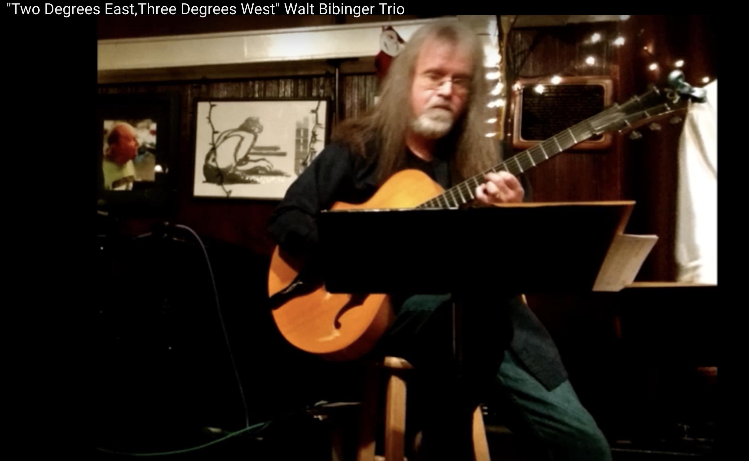 Walt Bibinger Trio