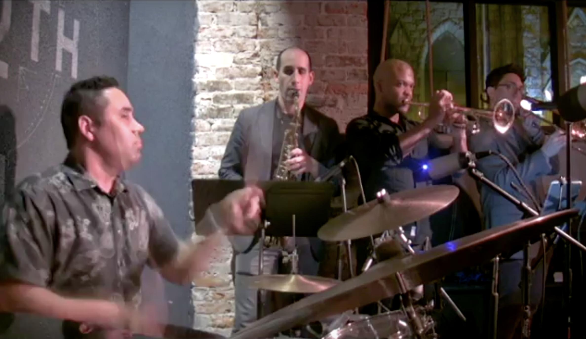 Pablo Batista Latin Jazz Ensemble featuring Nestor Torres