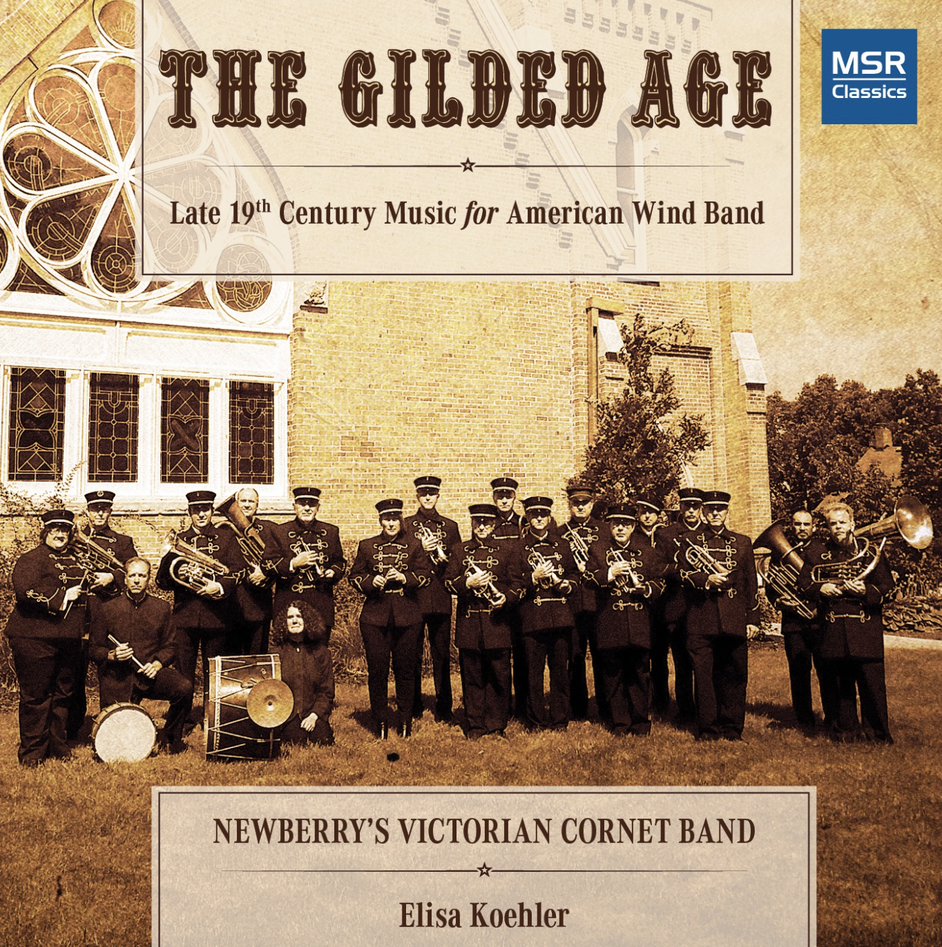 Newberry's Victorian Cornet Band