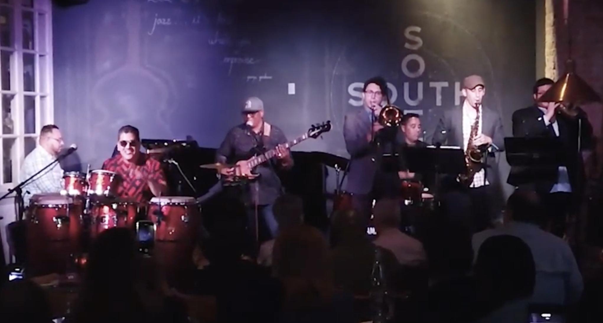Pablo Batista Latin Jazz Ensemble featuring Bakithi Kumalo
