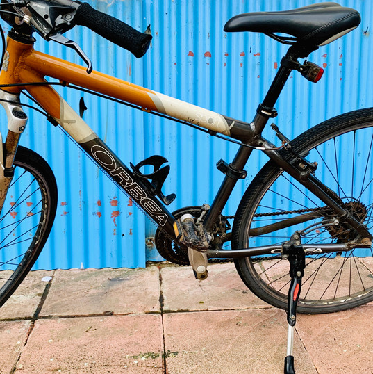 Orbea 21 Geared Hybrid Cycle