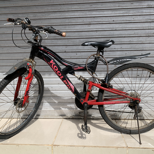 Avon 7 Geared Cycle