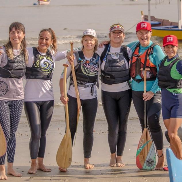 Equipe  Paahana Paddle Club - OC6 MASTER 40+
