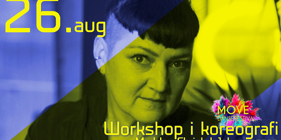 Workshop i koreografi med Ina Christel Johannessen